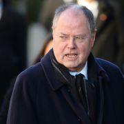 Peer Steinbrück legt sein Amt nieder (Foto)