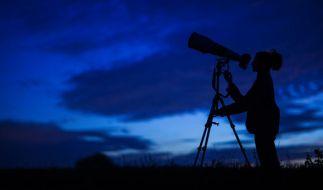 Der Sternschnuppenstrom der Perseiden lässt Wünsche wahr werden. (Foto)