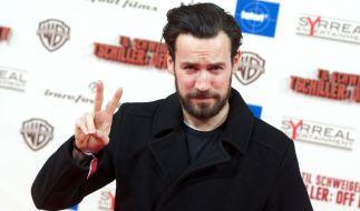"""Jan Köppen bei der Weltpremiere des Kinofilms """"Tschiller: Off Duty"""" am 3. Februar 2016 in Berlin. (Foto)"""