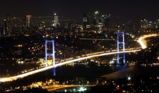 In Ankara gab es offenbar einen Putschversuch. (Foto)