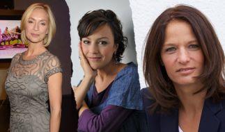 Martina Servatius, Miriam Pielhau und Jana Thiel haben bis zum Schluss gegen den Krebs gekämpft. (Foto)