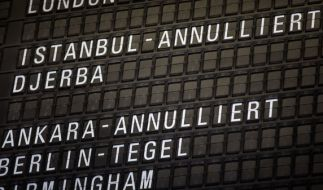 Zahlreiche Fluglinien haben Flüge in die Türkei gestrichen. (Foto)