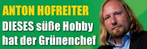 Anton Hofreiter privat