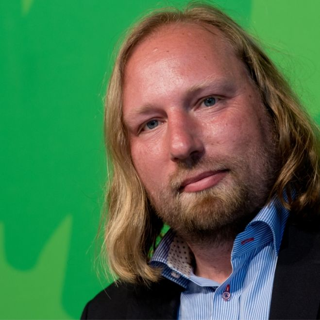 Dieses süße Hobby liebt der Grünen-Fraktionschef (Foto)