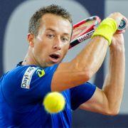 So sehen Sie das Tennis-Halbfinale heute live im TV und online (Foto)