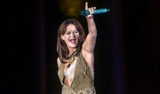 Andrea Berg gehört zu den erfolgreichsten Sängerinnen Deutschlands. (Foto)