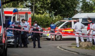 Vor einem Bordell in Baden-Württemberg kam es am Wochenende zu einer tödlichen Messerstecherei. (Foto)