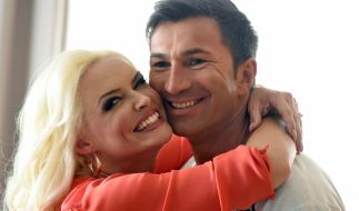 """Daniela Katzenberger und Lucas Cordalis gelten als Top-Favoriten bei """"Dance Dance Dance"""". (Foto)"""