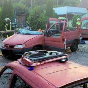 Rausgesägt! 250-Kg-Mann muss aus Auto geschnitten werden (Foto)