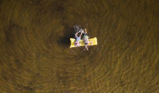 Immer wieder kommt es an Badeseen zu tragischen Unfällen (Symbolfoto). (Foto)