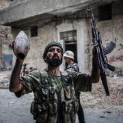 Syrische Rebellen sollen Jungen (12) geköpft haben (Foto)