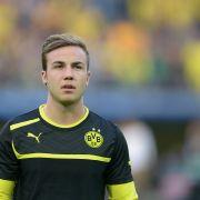 22 Mio. Euro! Mario Götze trägt wieder Schwarz-Gelb (Foto)
