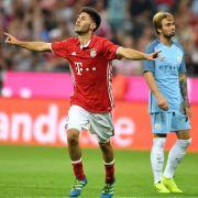 Bayern schlägt Manchester City mit Ex-Coach Guardiola (Foto)