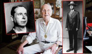 """Vor 87 Jahren stand Hermann Mühlemeyer dem """"Vampir von Düsseldorf"""" gegenüber. (Foto)"""