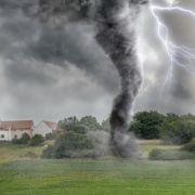 Tornado-Alarm? Starkregen und Gewitter wüten über der BRD (Foto)