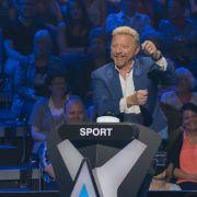 Boris Becker versagt bei Olympia-Frage im Quiz-Duell (Foto)