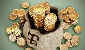 Eine Australierin hat in ihrem Garten einen Sack voll Gold gefunden. (Symbolbild) (Foto)