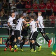 U19 sichert WM-Teilnahme: 5:4 im Elfmeterkrimi gegen Niederlande (Foto)