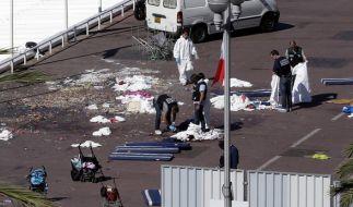 Doch kein Einzeltäter: Der Attentäter von Nizza hatte offenbar fünf Komplizen! (Foto)