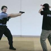 Warum schießen? So kämpft die Polizei gegen Axt-Attentäter (Foto)