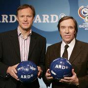 Günter Netzer und Gerhard Delling sollen Millionen bekommen (Foto)