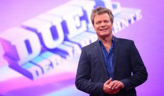 """Oliver Geissen präsentiert wieder das """"Duell der Jahrzehnte"""": Es geht in die zweite Runde. (Foto)"""