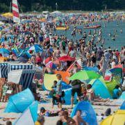 Strand-Alarm: Hier sollten Sie sich niemals hinlegen! (Foto)