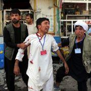 Blutiger IS-Doppelanschlag - Über 80 Tote und 200 Verletzte bei Explosionen (Foto)