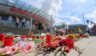 Ein 18-Jähriger hat bei einem Amoklauf in einem Münchner Einkaufszentrum neun Menschen getötet. (Foto)