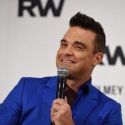 Robbie Williams will bei der 25. Jubiläums-Tour von