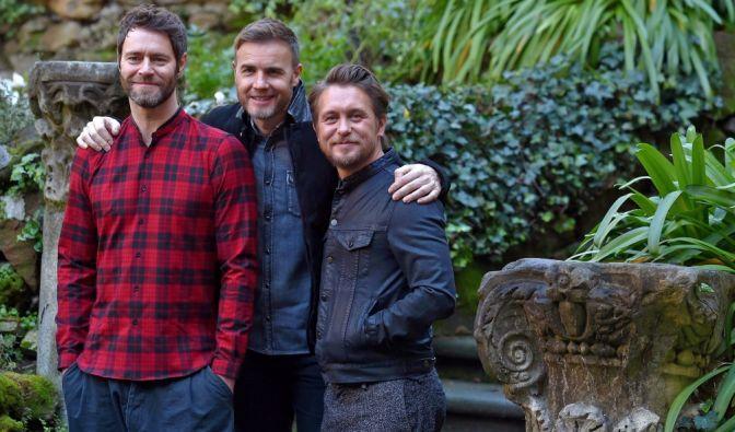 """""""Take That""""-Reunion"""