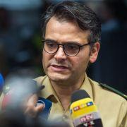 Scharfe Kritik! Münchner Polizeisprecher ärgert sich über die Medien (Foto)