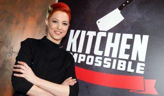"""Meta Hiltebrand duellierte sich unter anderem mit Tim Mälzer in der Kochshow """"Kitchen Impossible"""". (Foto)"""