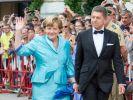 Angela Merkel privat