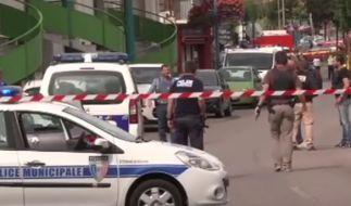 In Frankreich gab es eine bewaffnete Geiselnahme. (Foto)