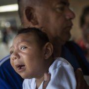 Gefahr durch Olympia in Rio? Erstes Zika-Baby in Spanien geboren (Foto)