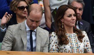 William und Kate werden nicht zu den Olympischen Spielen nach Rio reisen. (Foto)