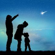Am 11.08.2016 verzaubern Sternschnuppen den Himmel (Foto)