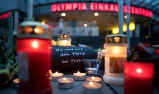 Bei einem Amoklauf in München erschoss ein Attentäter neun Menschen und tötete sich anschließend selbst. (Foto)