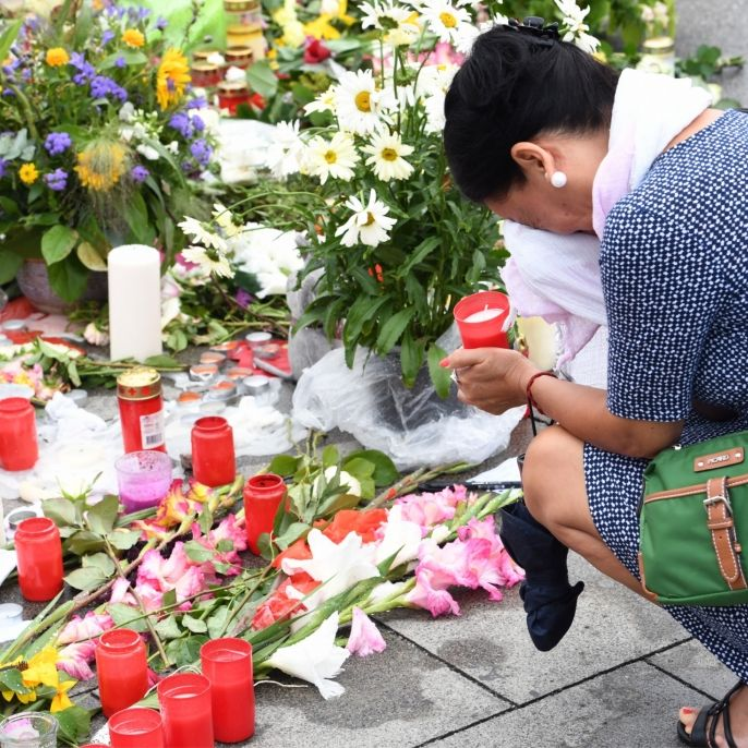 Nach dem Amoklauf - Diese Aktionen gegen den Terror machen Mut (Foto)