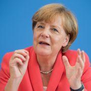 """Klare Worte! Merkel verurteilt Anschläge als """"islamistischen Terror"""" (Foto)"""