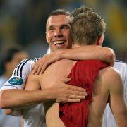 Nie wieder Bilder von Poldi und Schweini ... Das werden wir sehr vermissen!