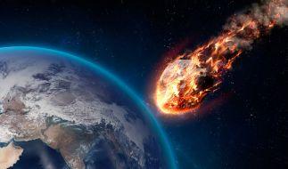 Im August droht der Erde gleich zwei Mal die Gefahr einer Beinahekollision. (Foto)