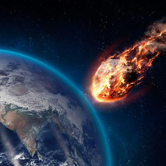 Weltuntergang naht! Himmelskörper rast auf unsere Erde zu (Foto)