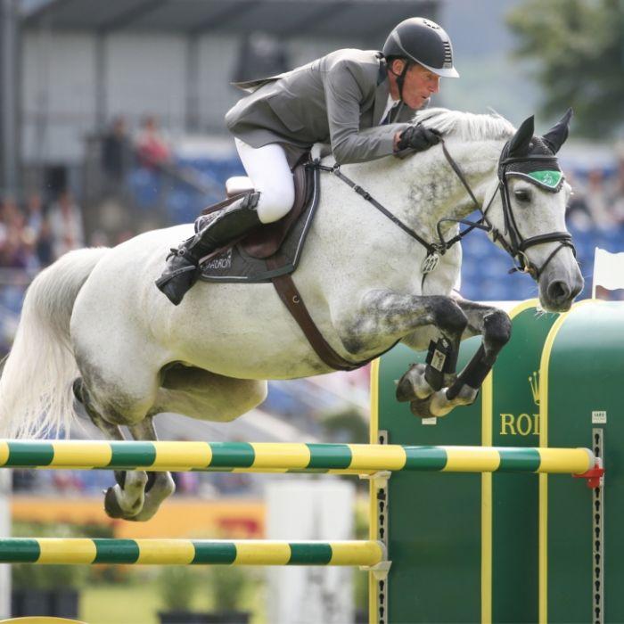 Ludger Beerbaum tritt aus deutscher Nationalmannschaft zurück (Foto)