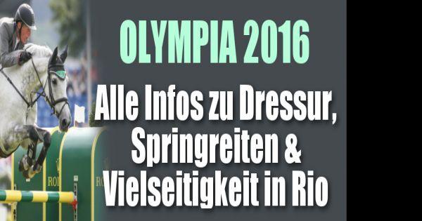 Olympia Reiten Tv