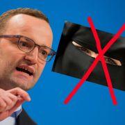 CDU-Forderung: Kommt jetzt das Burka-Verbot für Deutschland? (Foto)