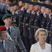 Anti-Terror-Großeinsatz! Bundeswehr soll Deutschland schützen (Foto)