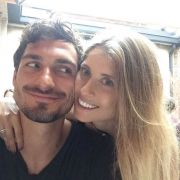So relaxen Mats und Cathy im L.A.-Urlaub (Foto)