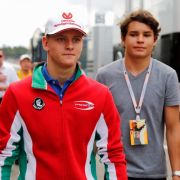 Dank Schumi-Sohn Mick! Hockenheim feiert F1-Legende (Foto)